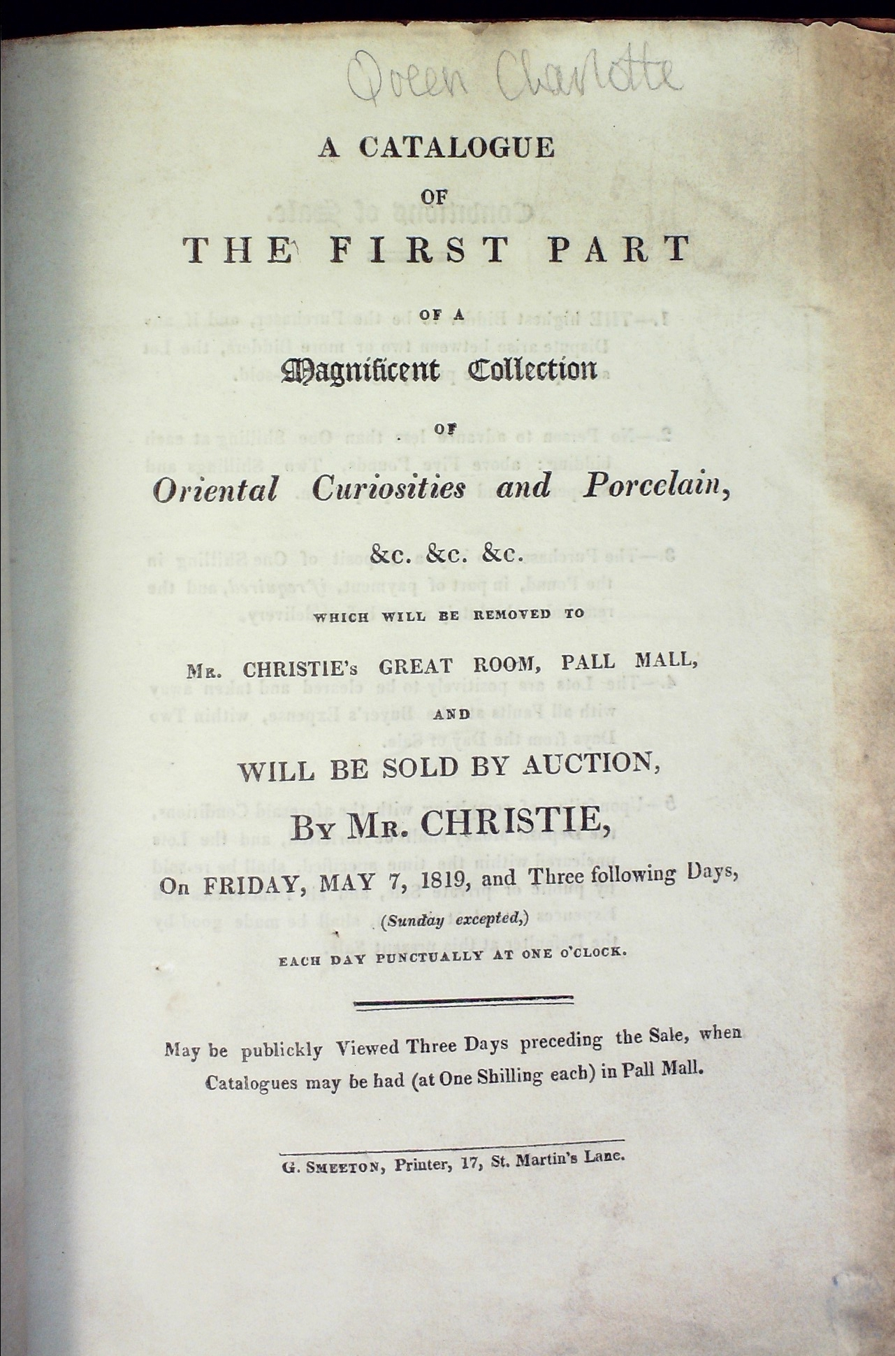 Queen Charlotte 7 May 1819 title page.jpg