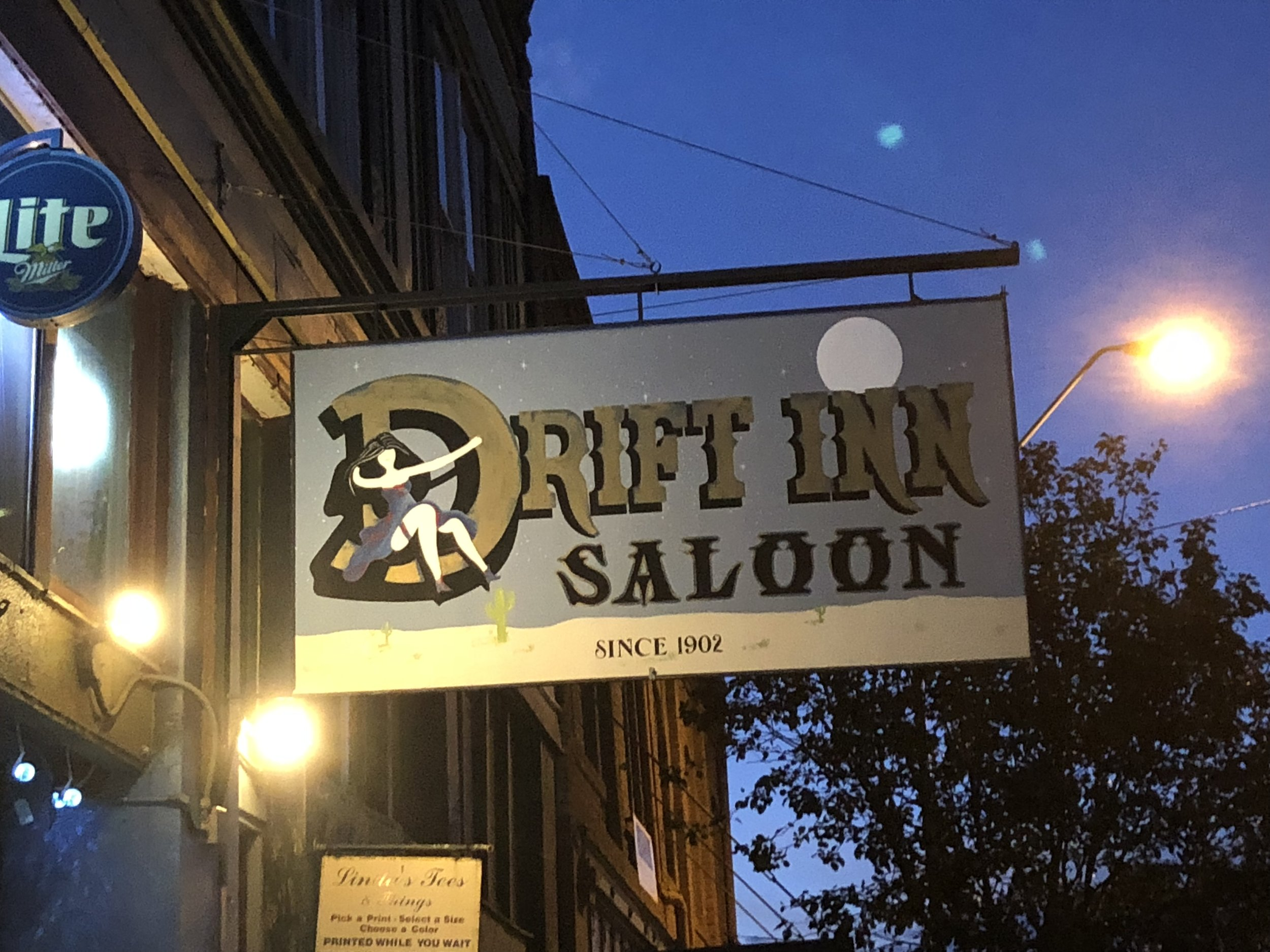 The oldest bar in Arizona.