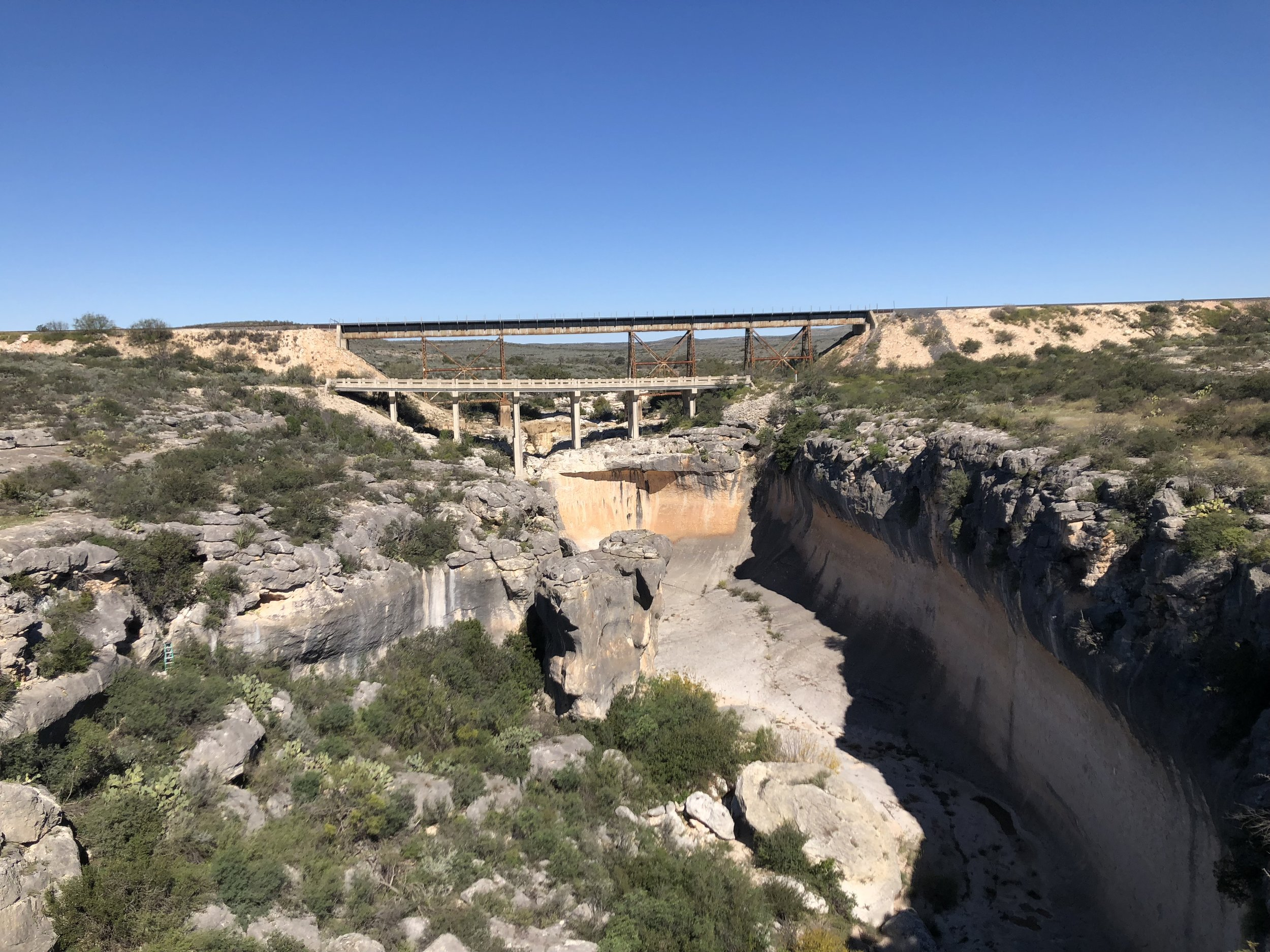 Bridge #1.