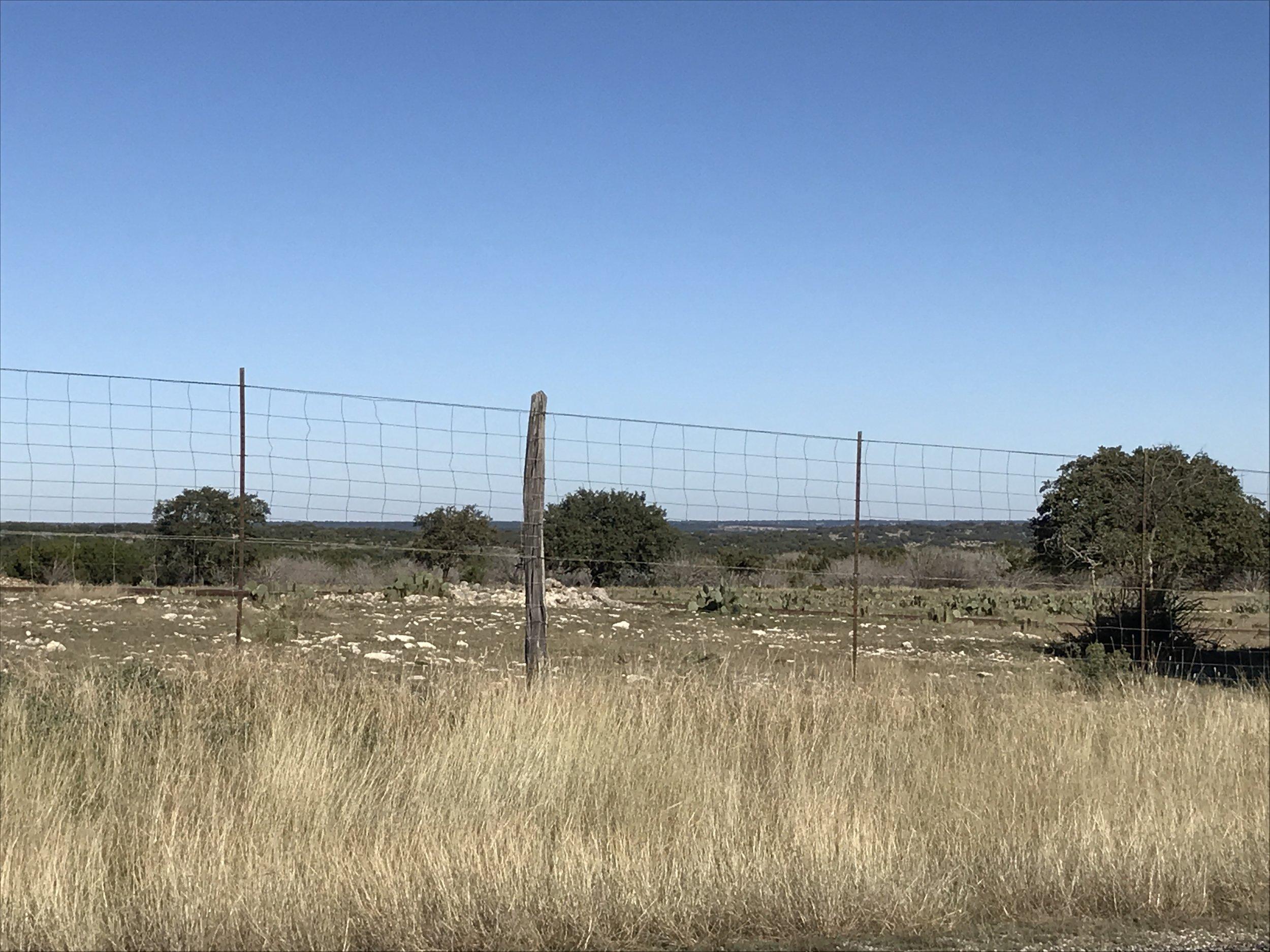 Exotic animal game ranch.