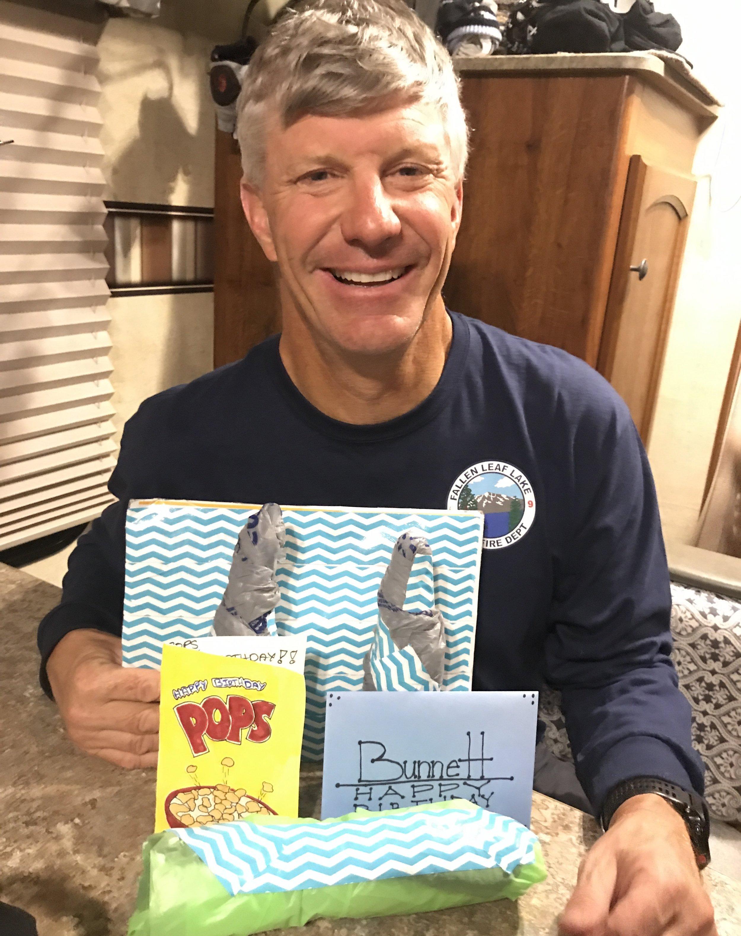 Happy Birthday Pops!!