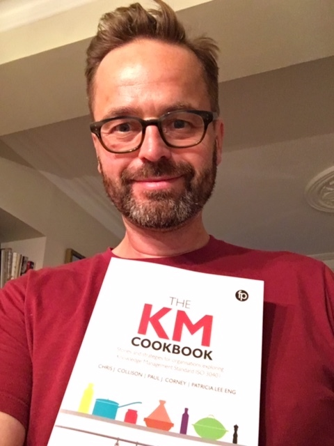 Here's Christopher Heimann from Spacecraft Ltd with his copy.