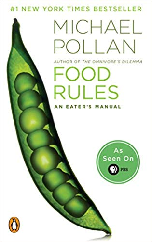 Food Rules, by Michael Pollan