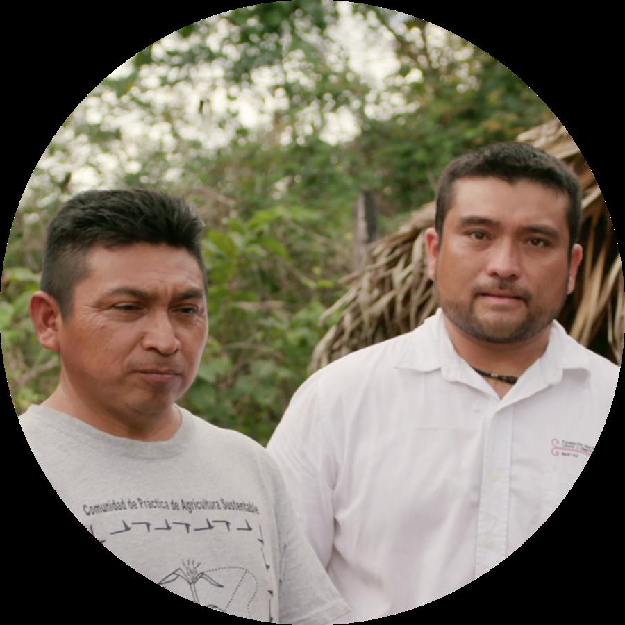 Carlos Escobedo & Mario Rodrigo Navarro Meneses