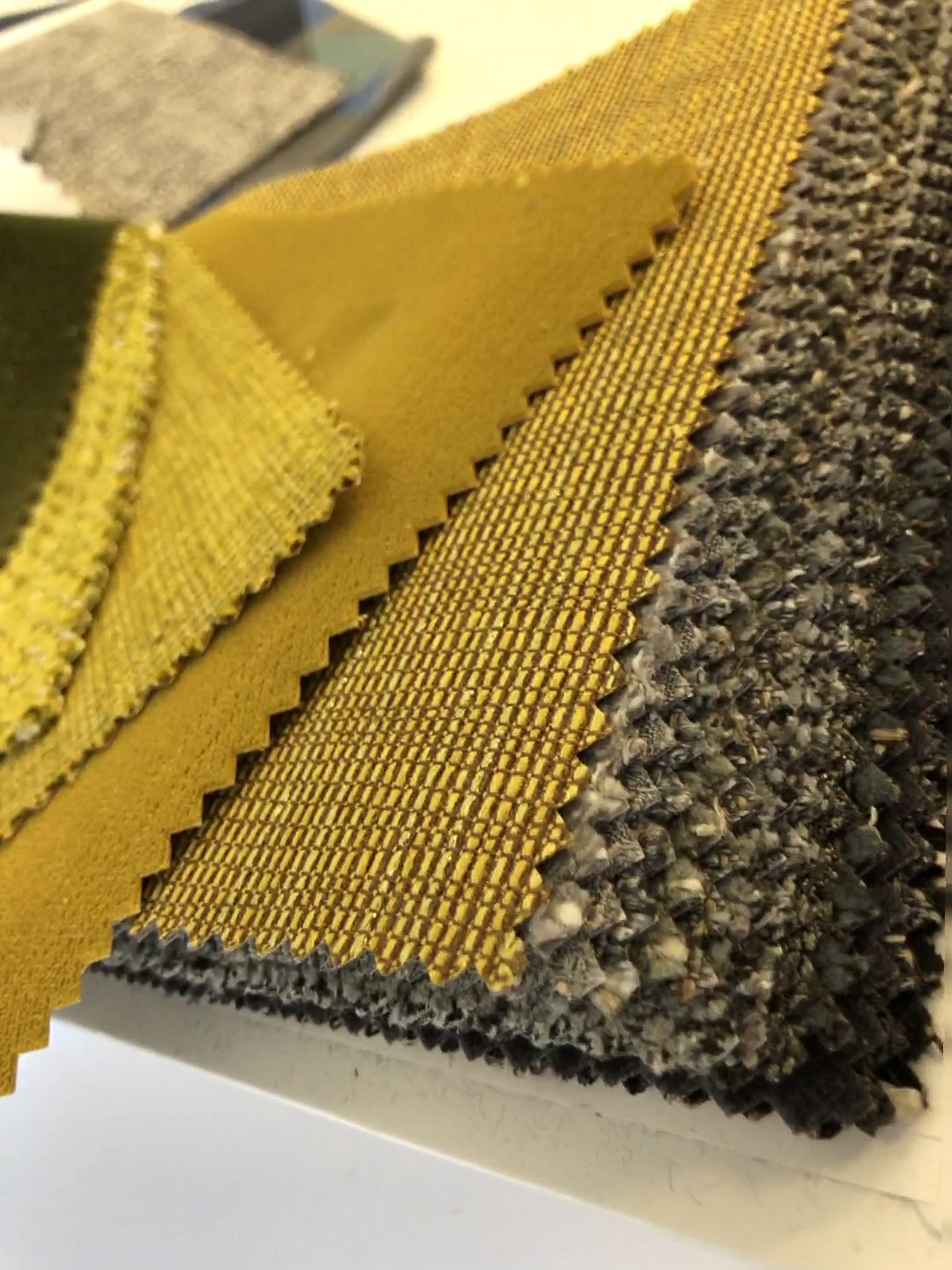 Every Transformations upholstered furniture style has replaceable fabrics. This allows you to keep your facility fresh & new and to conform to changing specs.