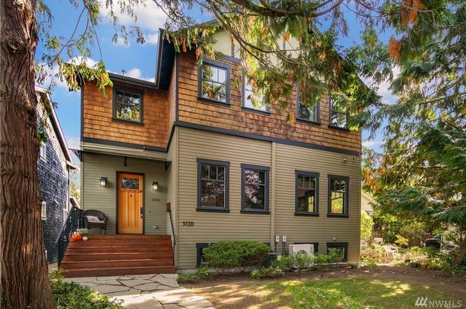 5720 Kirkwood Pl N · Seattle · $1,234,375