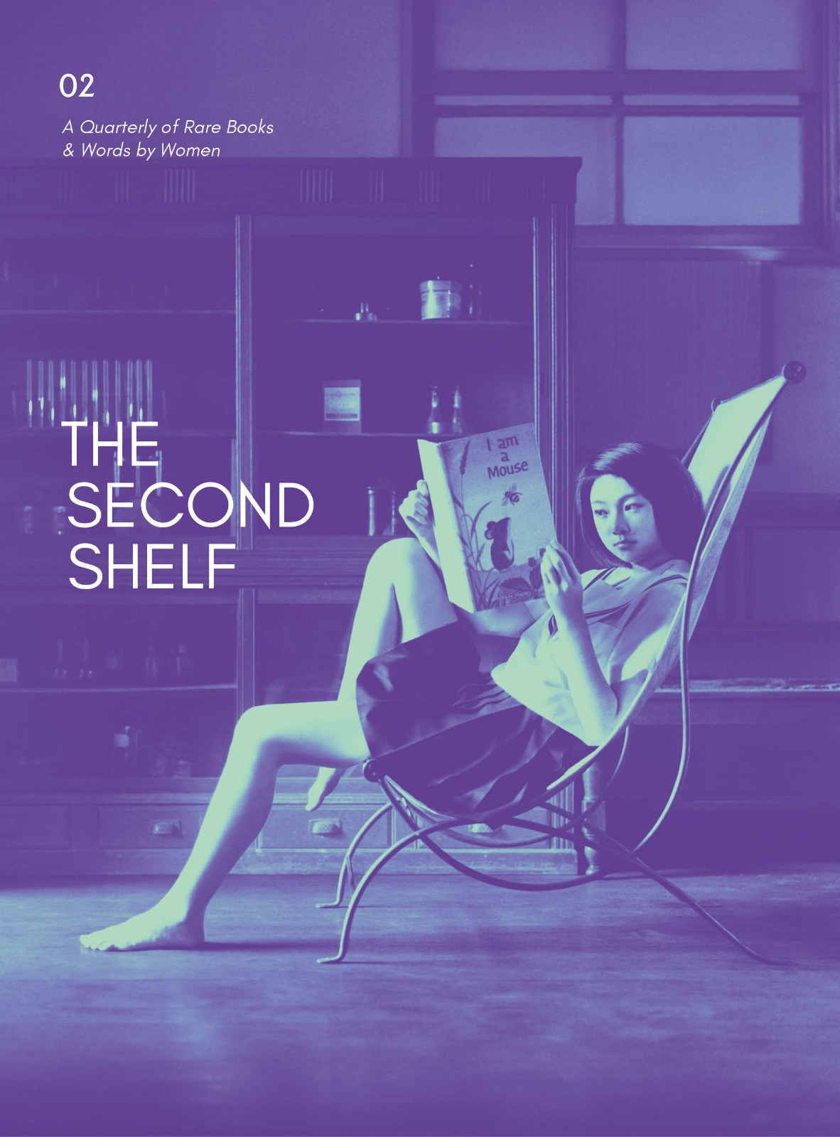 The Second Shelf: Rare Books & Words by Women, Issue #2
