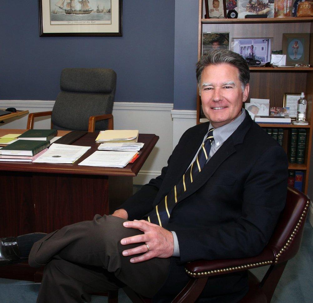 Attorney Francis Lane