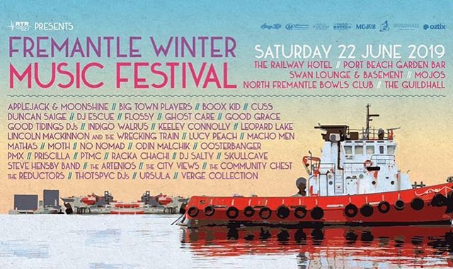Catch us live at this toasty chestnut...more deets coming up! #rtrwintermusicfestival #perthlivemusic #indieband
