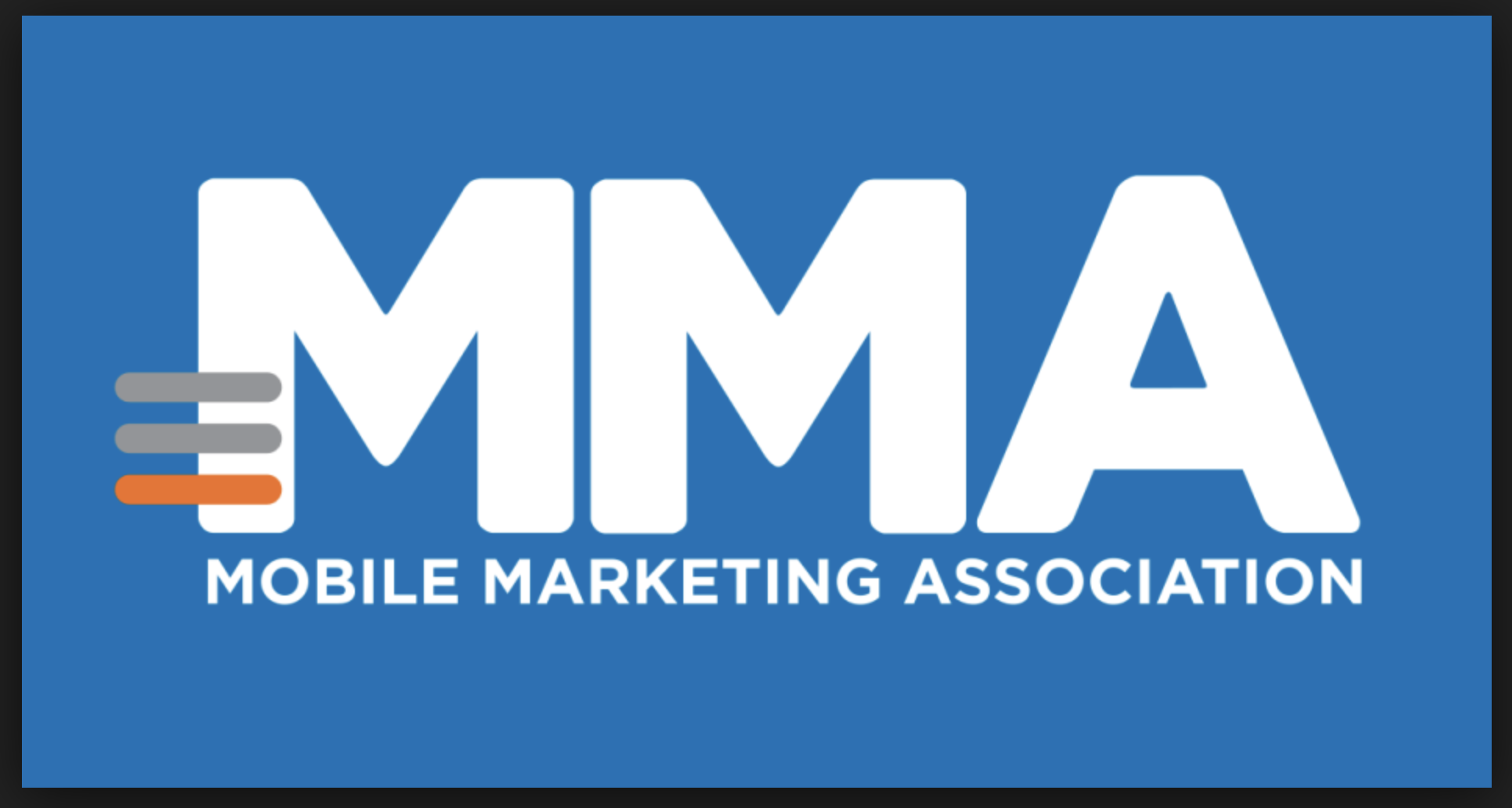 MOBILE MARKETING ASSOCIATION   Ou dear friend, Sheryl Daija, leads the charge for this partnership. From the beginning, MMA has supported Carry 117 through consistent bulk/wholesale purchasing for business incentives.
