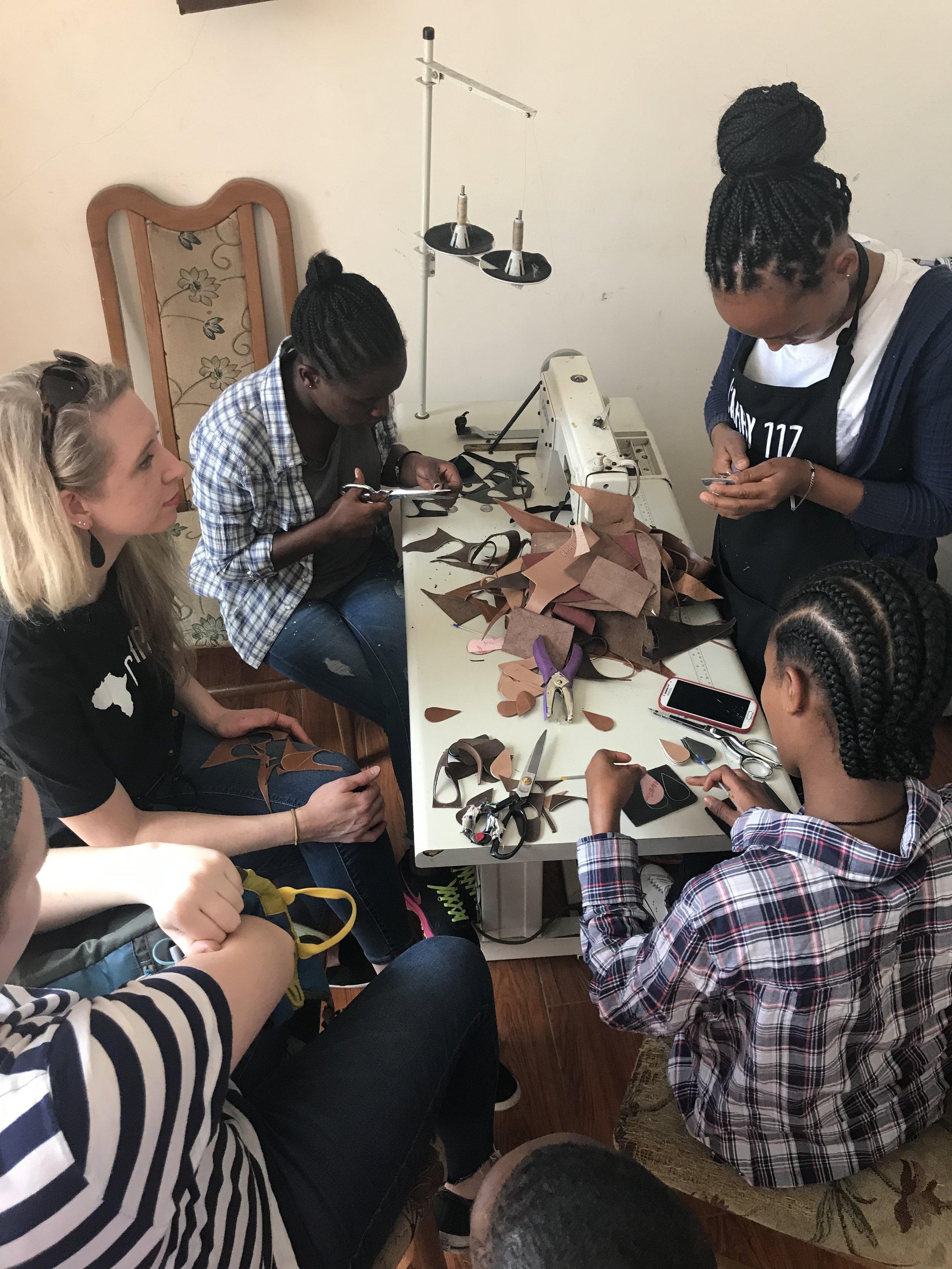 Teen girls making earrings_ Photo Mar 09, 2 46 01 AM.jpg