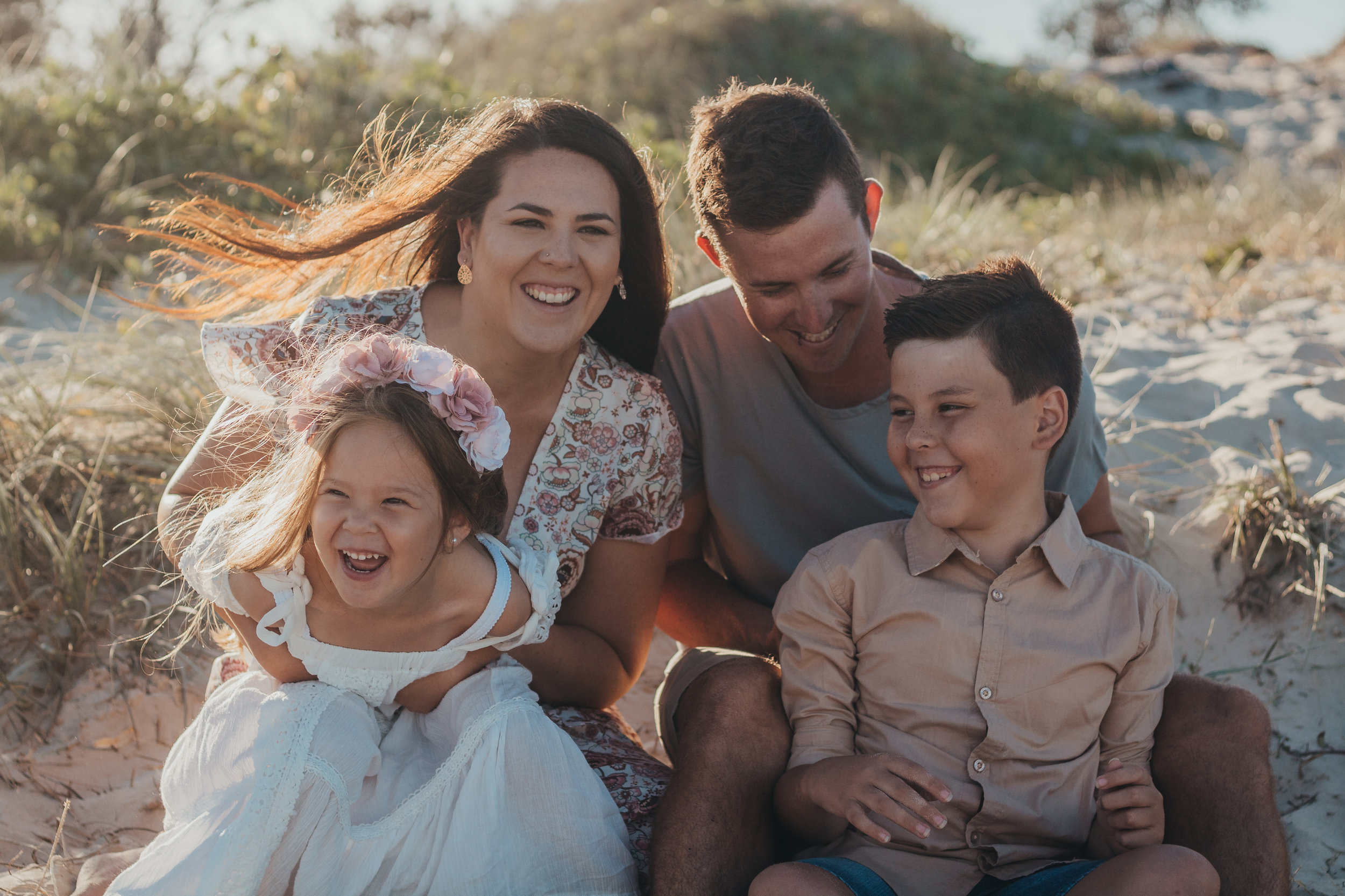 The Turpin Family | Family Session