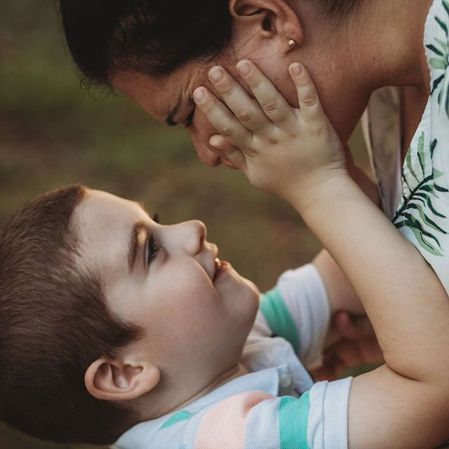 This moment unfolded completely naturally before me. A beloved son taking his mama's face in his hands, gazing into her eyes with the purest love. She is his world, his protector, his teacher. The love is strong between these two. . . . . .  #memoirsofmotherhood #ourcandidlife #momswithcameras #dearphotographer #theeverydayportrait #motherhoodiscolorful #theartofchildhood  #snapfromtheheart #hellostoryteller #purelyauthenticchildhood #orangeandpoppyseedphotography #wearegoldcoast #goldcoastphotographer #brisbanephotographer #momtogs #goldcoastphotography #goldcoastfamilyphotographer #lensespluslattes #yesmomvillage #unraveledacademy #brisbanephotographer #clickinmoms_new #thefamilycollective #lookslikefilm