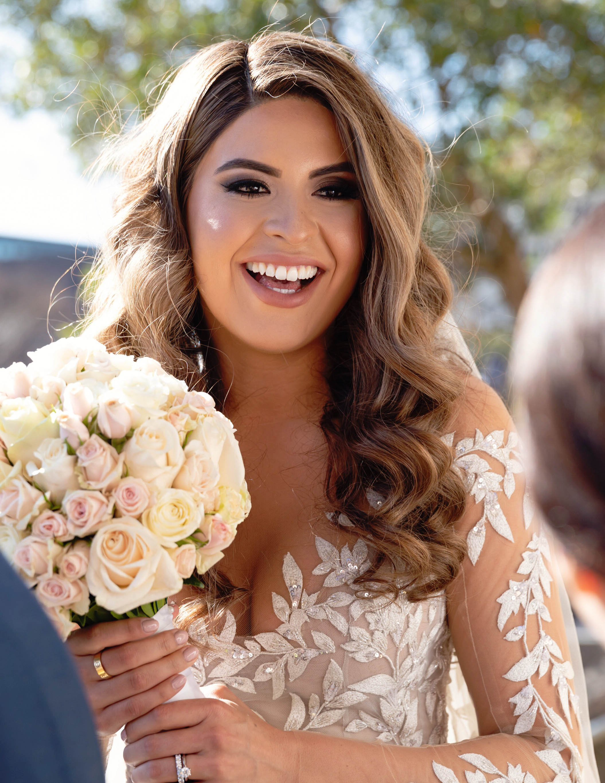 Joanne Barakat Bridal Makeup