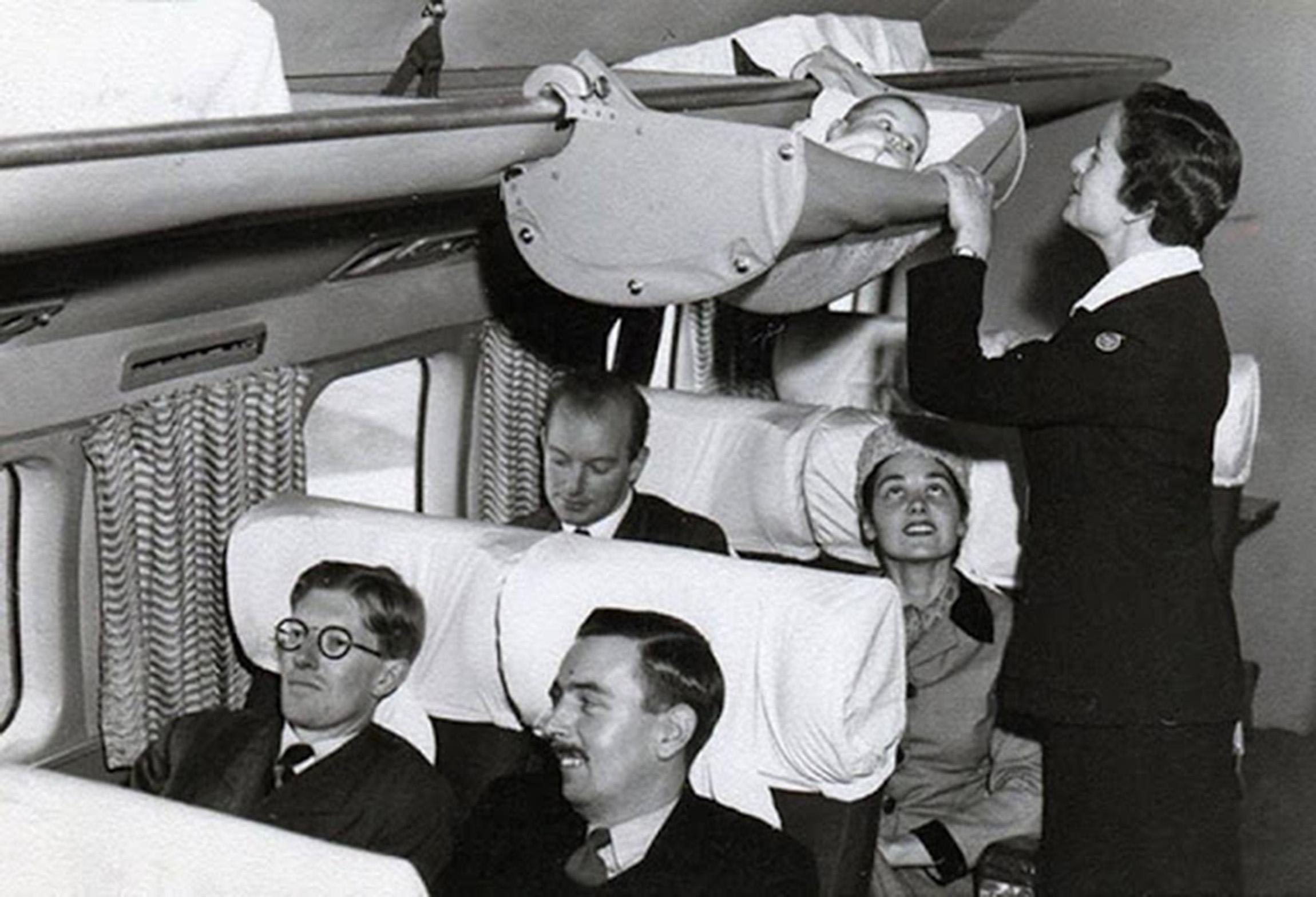 Image credits:  British Airways Speedbird Heritage Centre