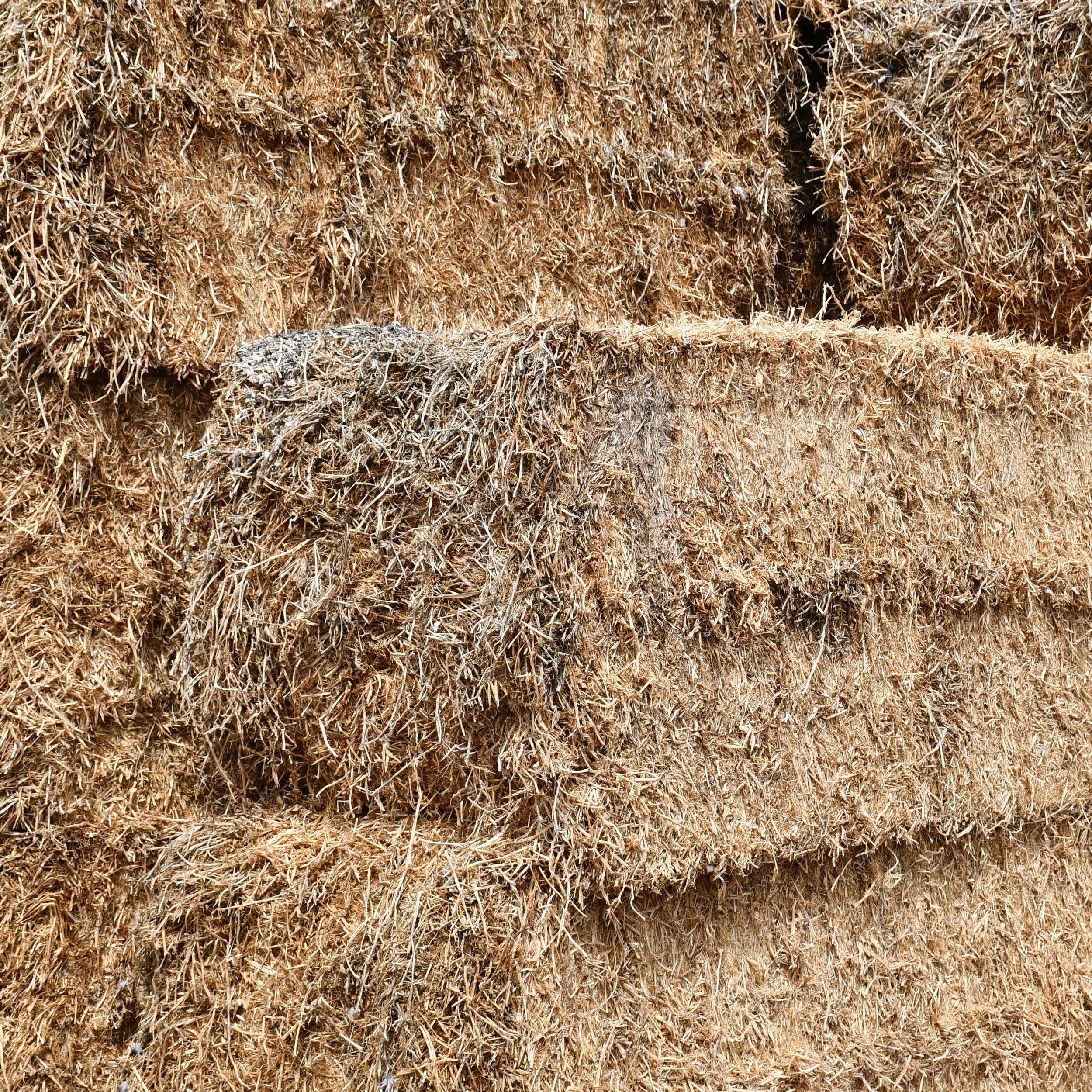 Pea & Barley Straw