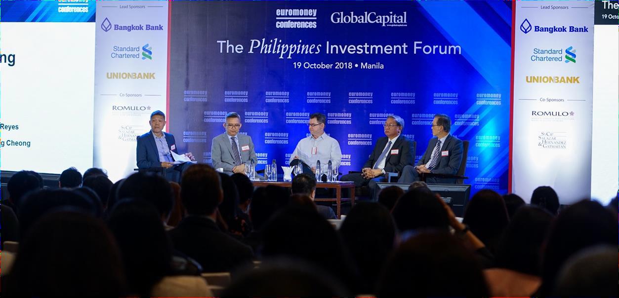 Philippine Investment Forum - Euromoney Conference 2018