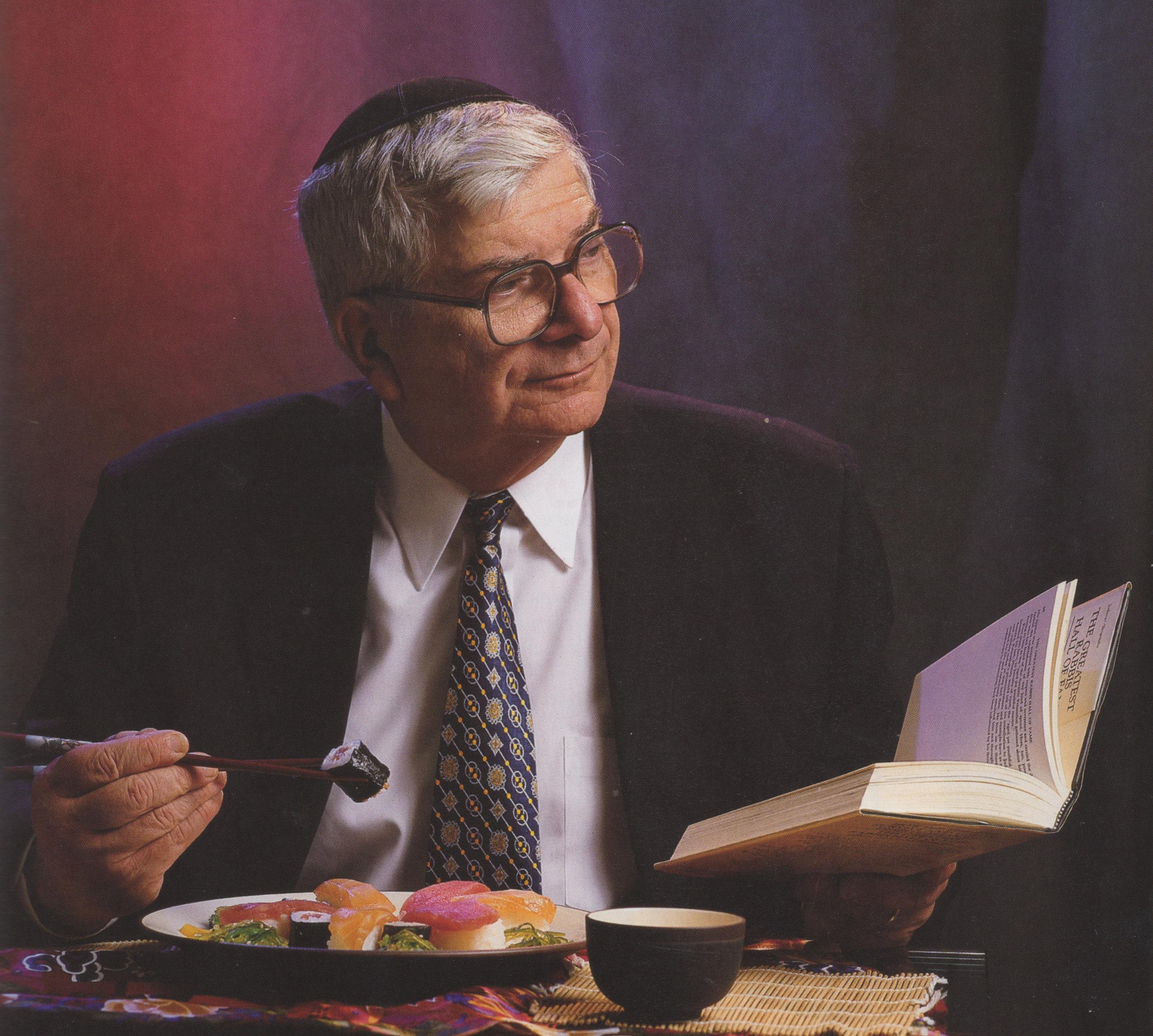 Rabbi Marvin Tokayer -