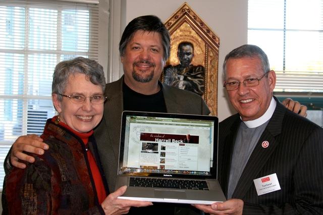 Dean Mary Elizabeth Moore, David Felten, Ted Karpf