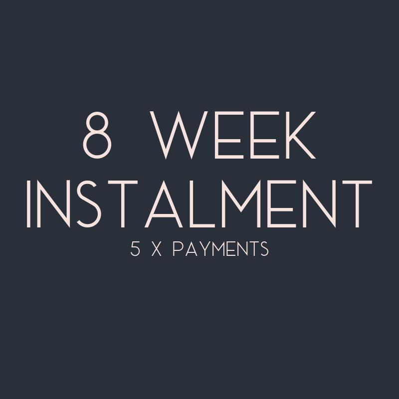 5 X $497/MONTH - UPFRONT AND INSTALMENT