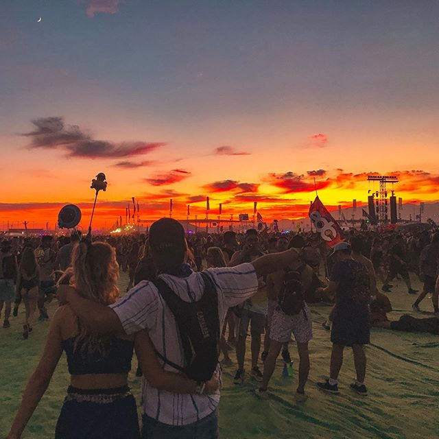 escaping away and getting weird under the summer skies. #hardsummer