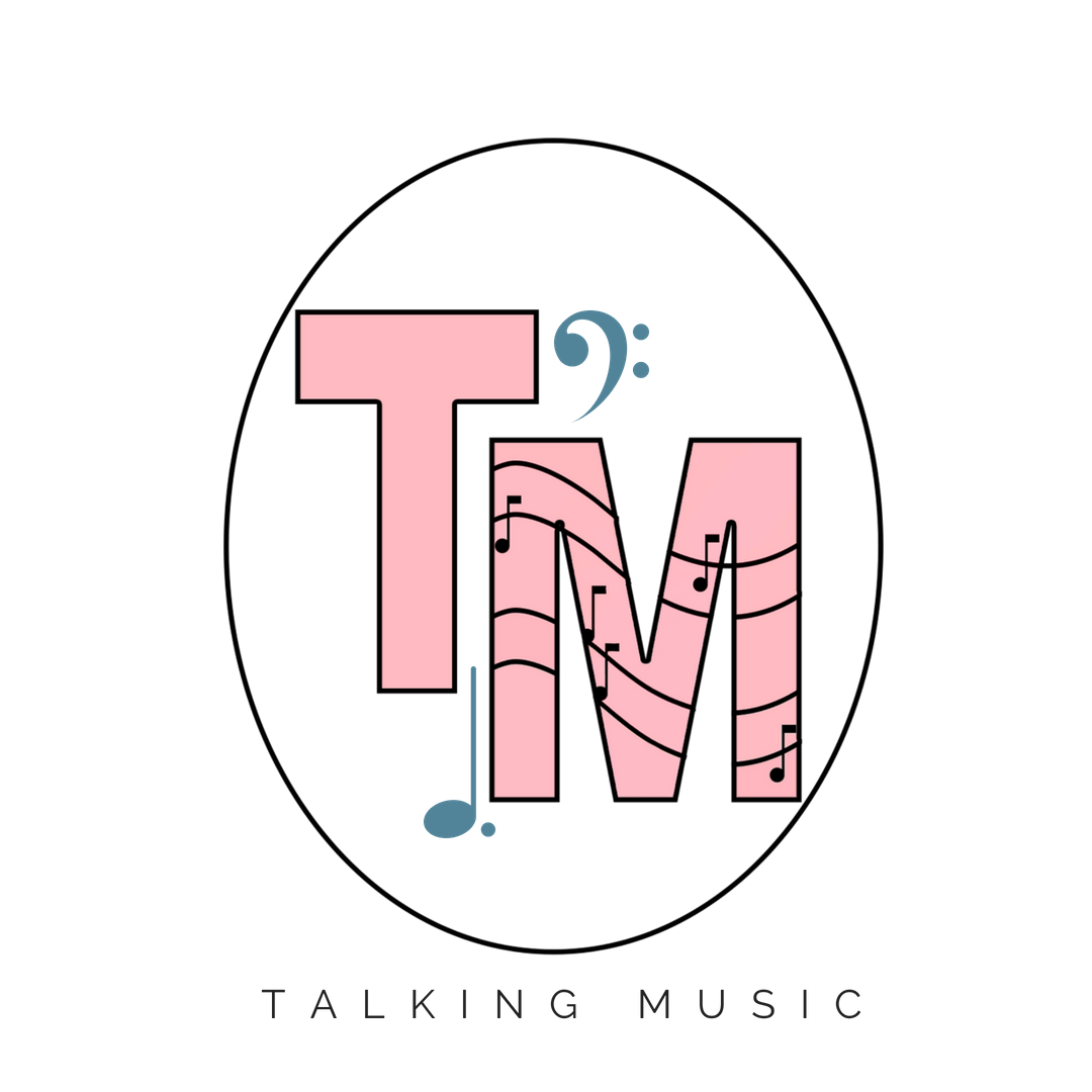 """TALKING MUSIC - """"Loving Life and Learning Music""""."""