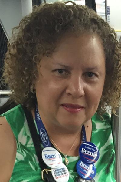 Nancy de Delva - Vice-ChairNew Queens Democratsnancy@nypan.org