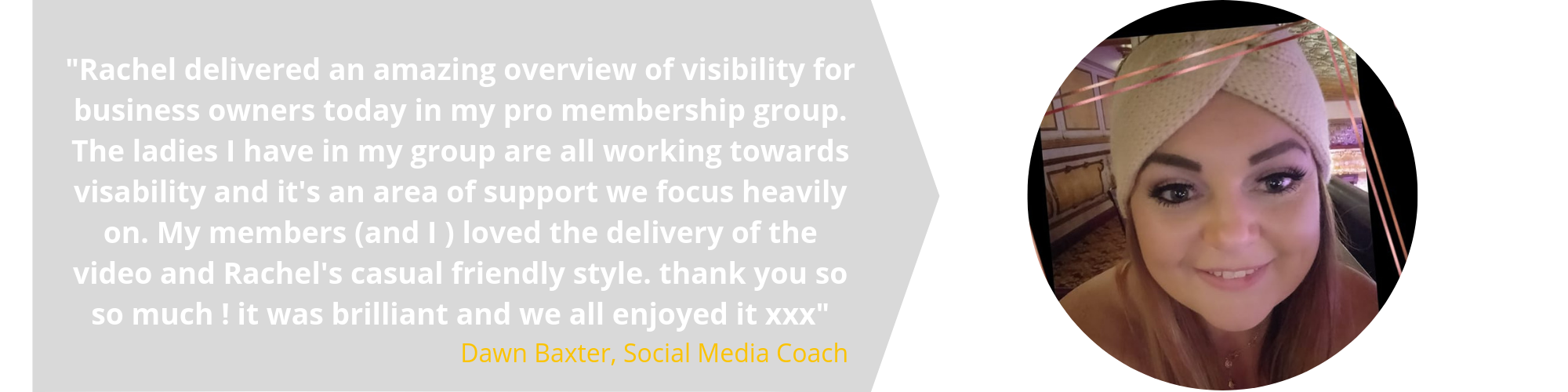 business visibility coach