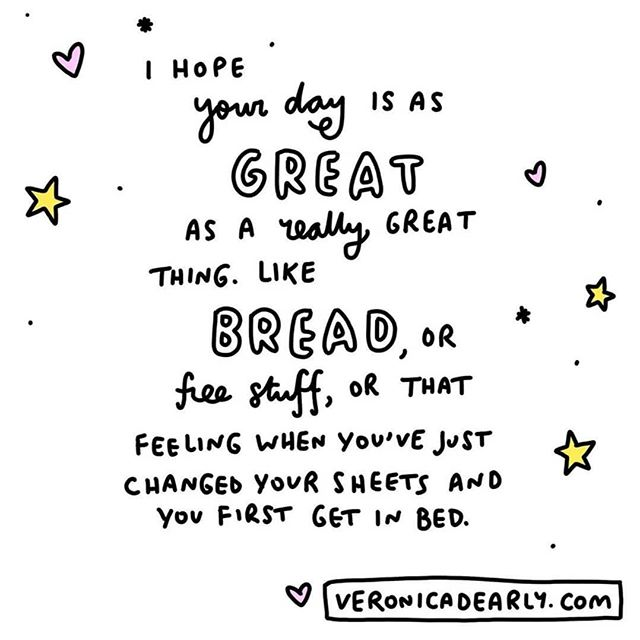 Wishing you the best Monday ever!! 🎉
