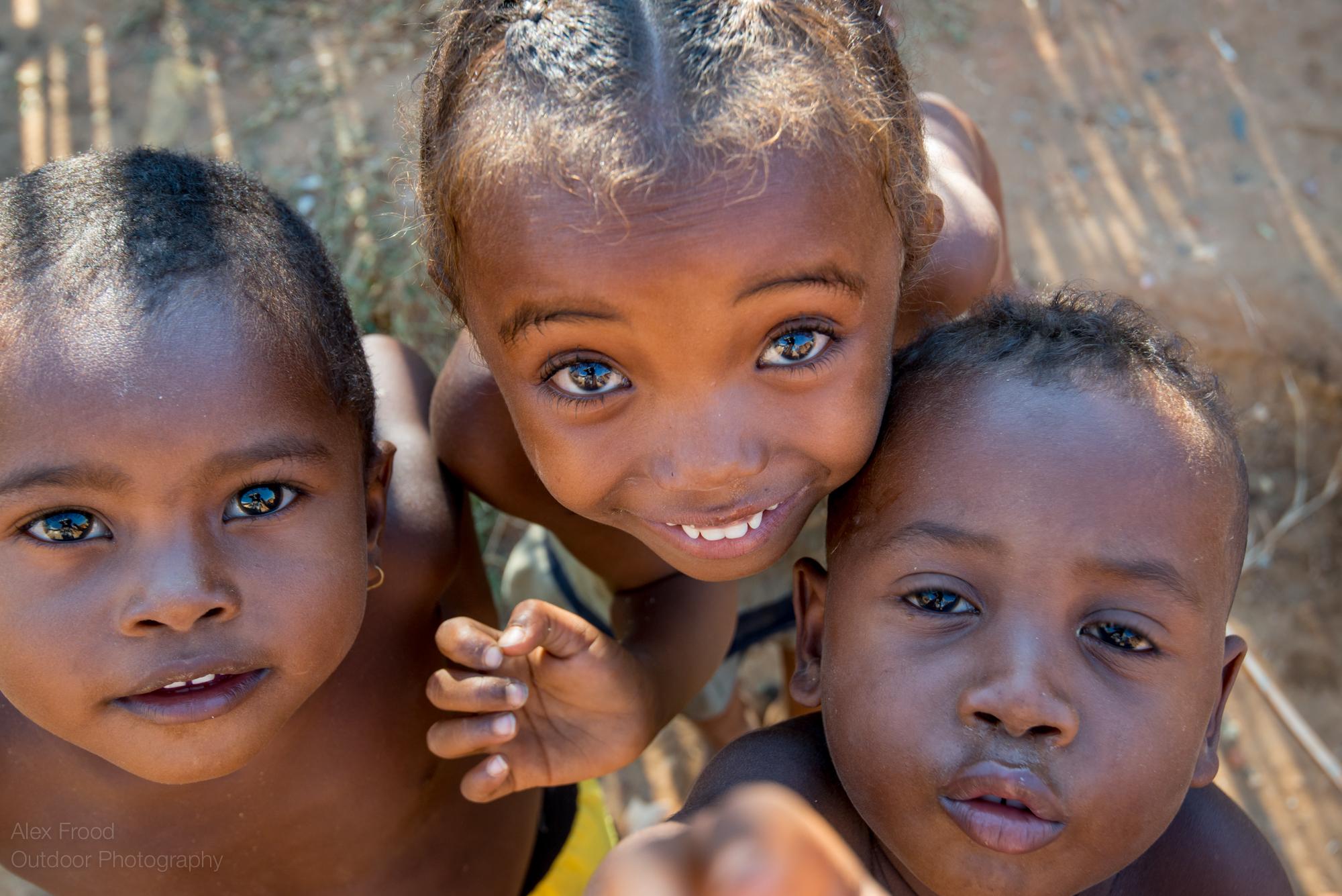Malagasy Children, Madagascar