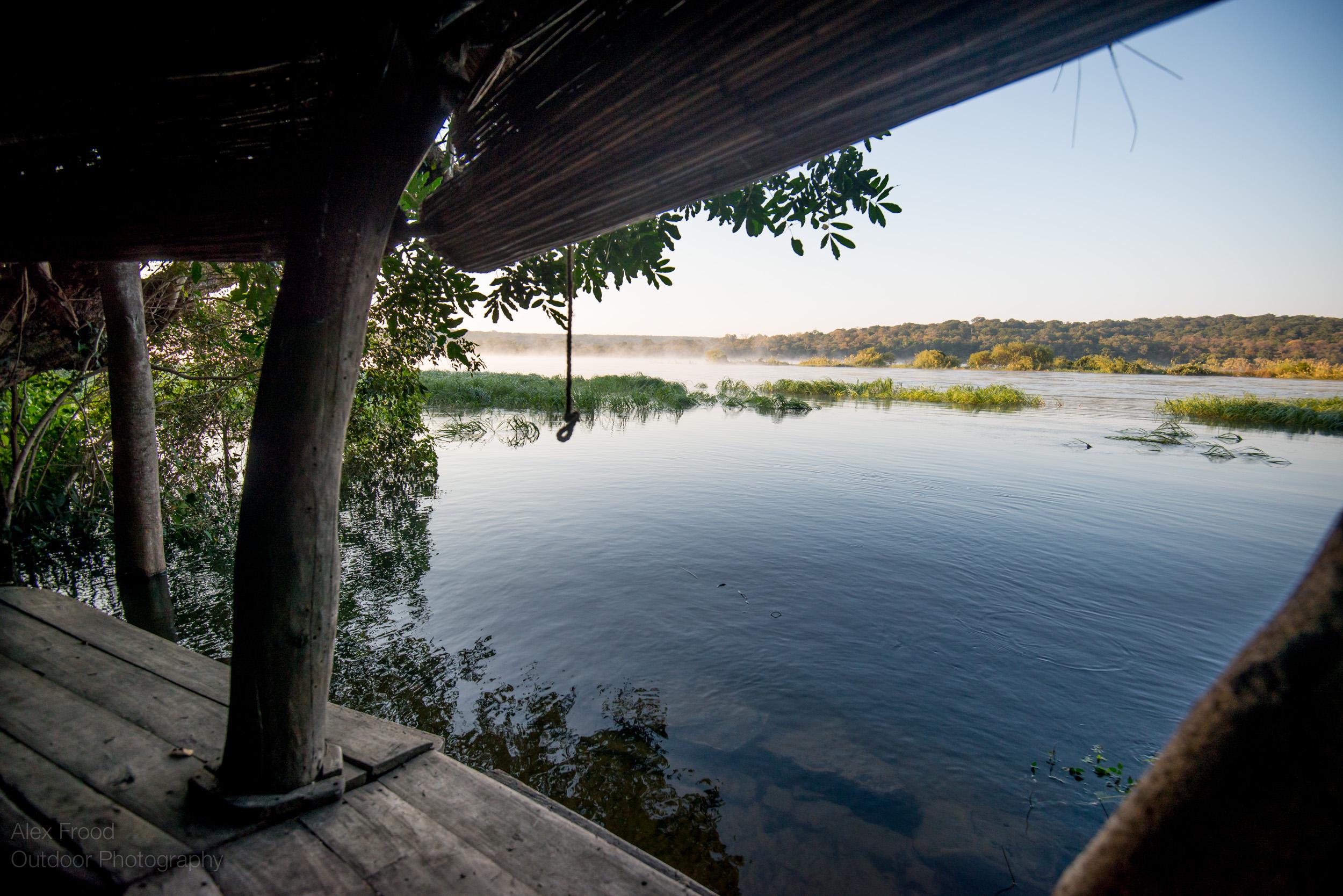 Bovu Island, Zambezi River, Zambia
