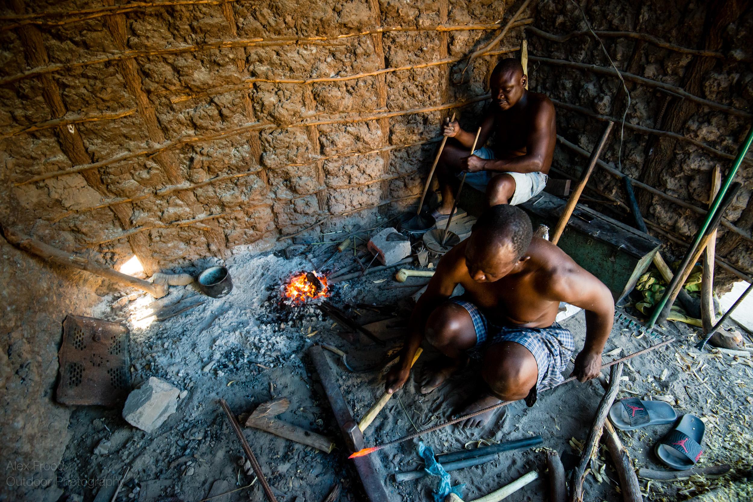 BlackSmith, Mwandi, Zambia