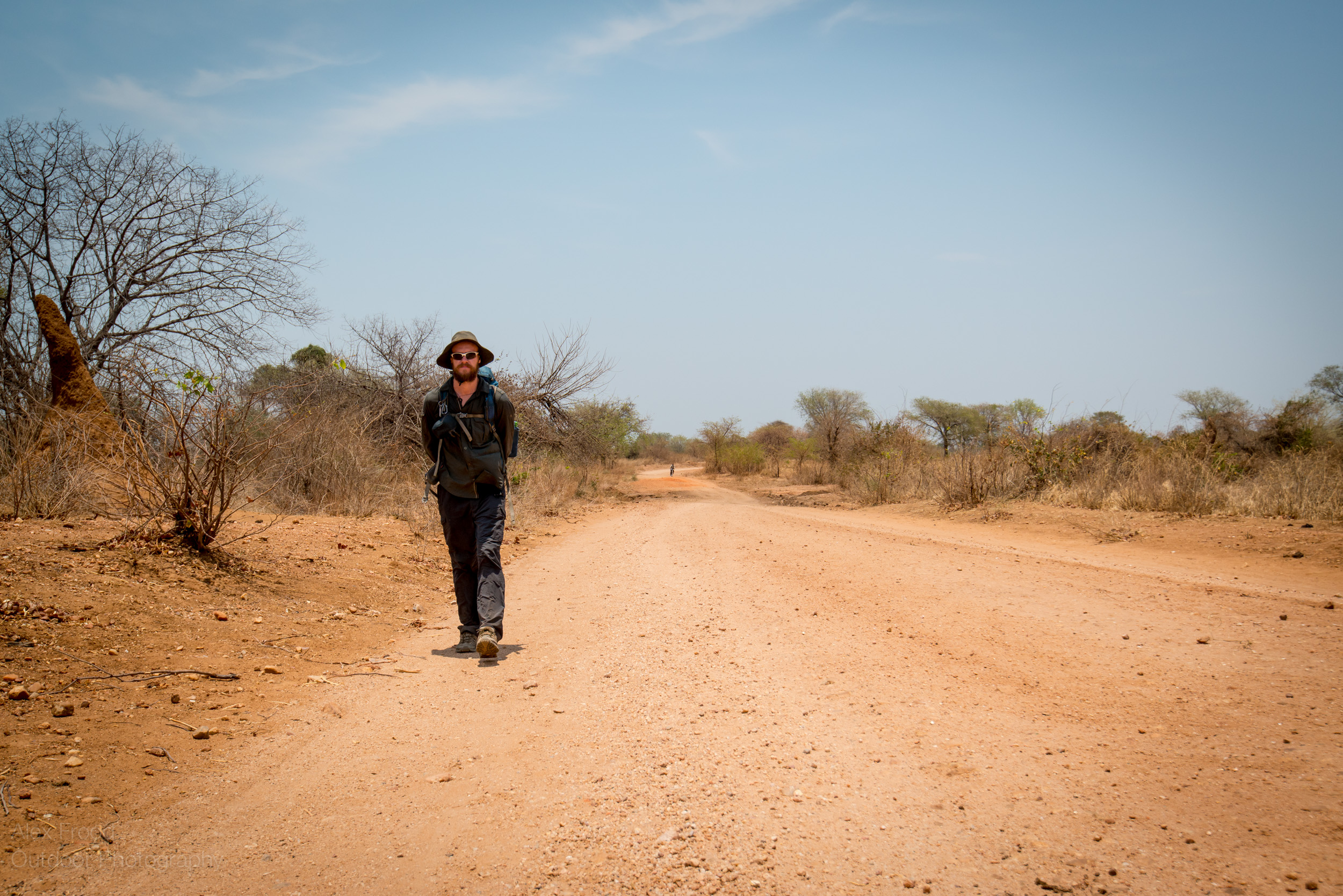 Walking the Zambezi, Zambia
