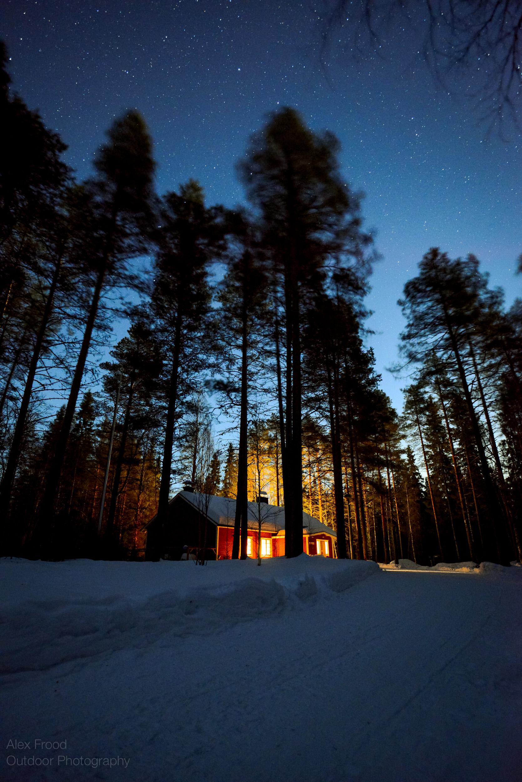 Cabin, Finland