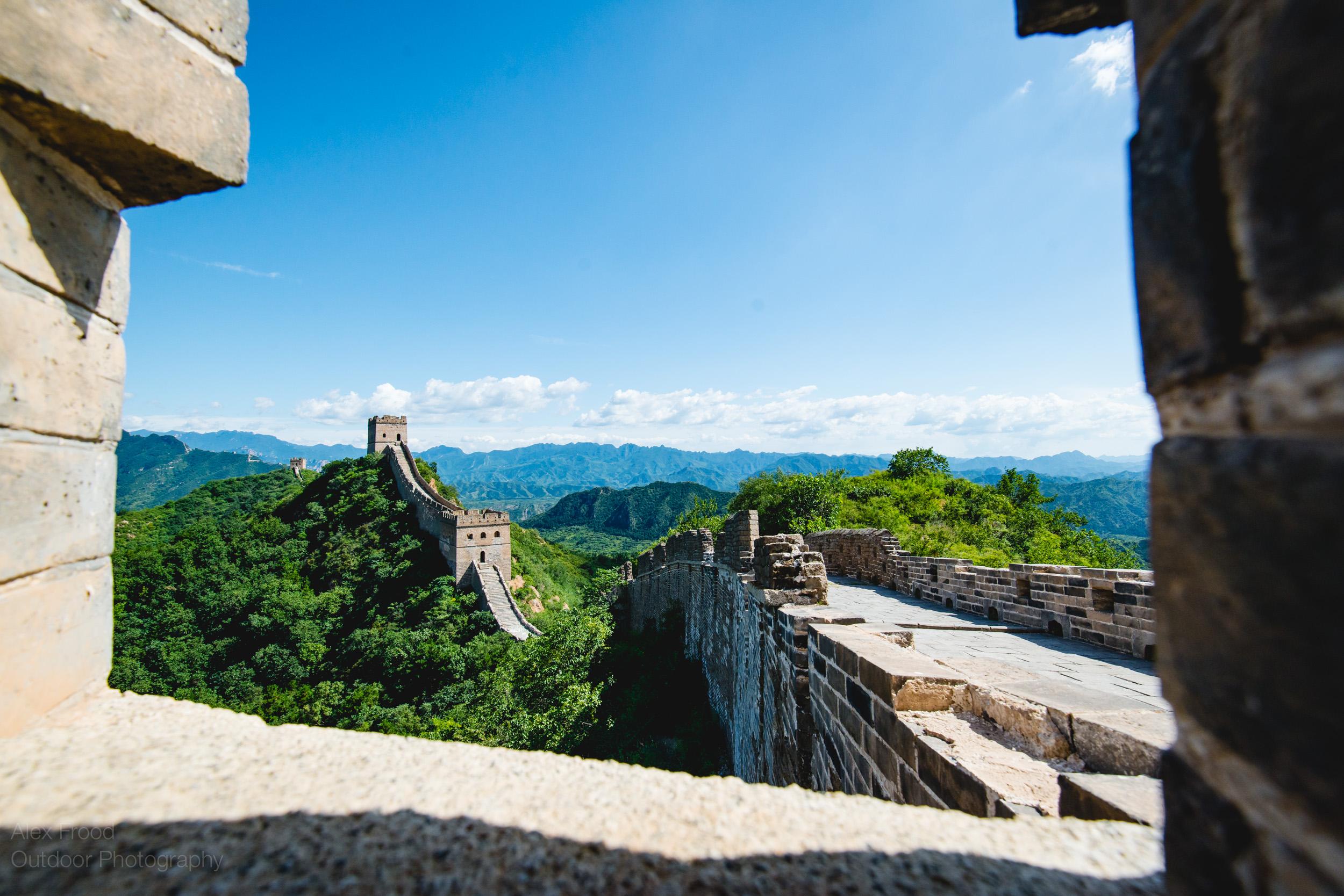 Great Wall of China, Jinshanling, China