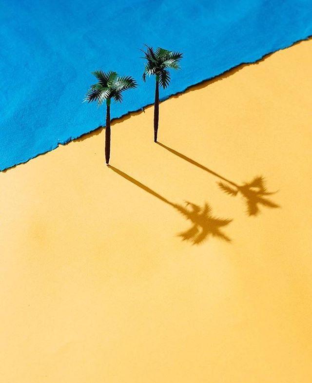 💛 #YaasToYellow: Salt, sand and a beautiful sea breeze! Can you feel it? ☀️🏝🌊 (Ph: @milovanovicmarko)