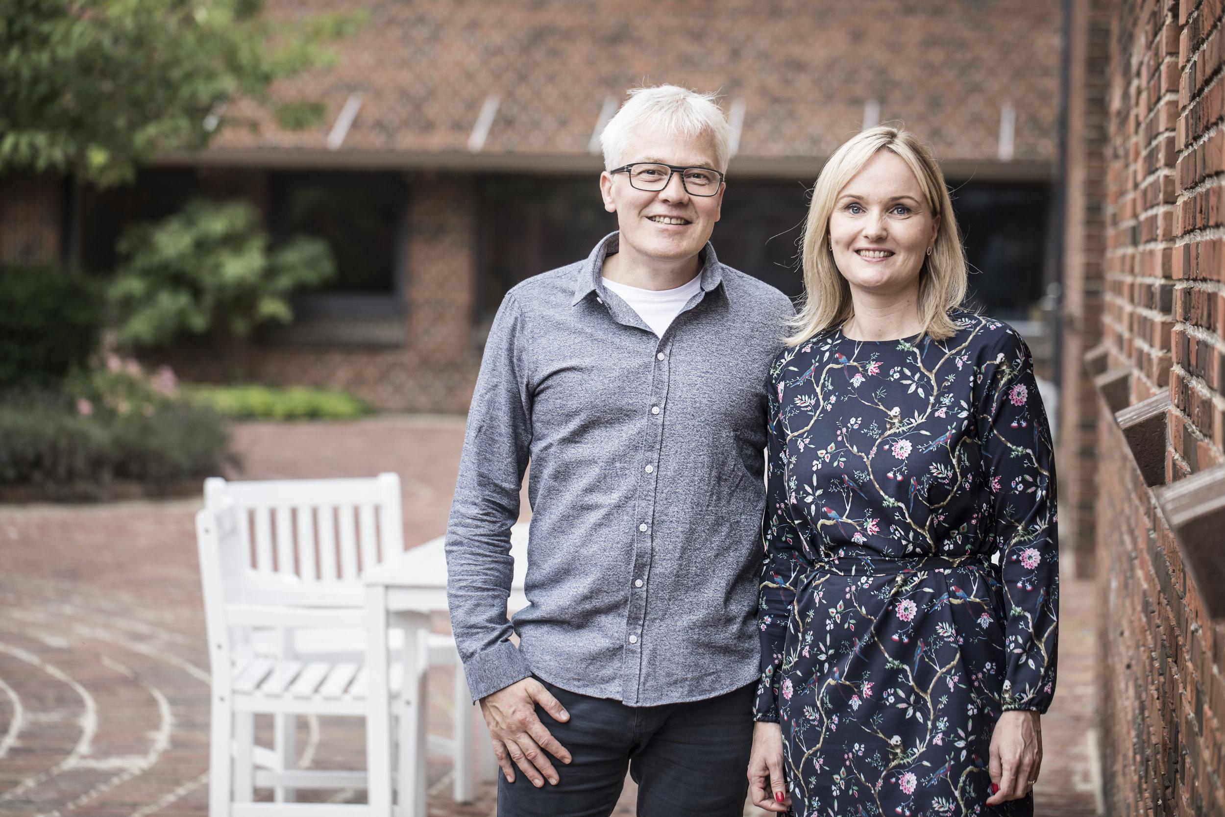 Har selv gået vejen - Jørgen og Lotte har selv gået vejen, tabt sig 25 og 30 kilo og holdt vægten i en årrække.