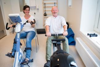 NKS Olaviken ønsker et bredt tilbud for sine alderspsykiatriske pasienter og beboere. Nå tester sykehuset ut Motiview for å kunne gi sine anbefalinger og råd videre til sykehjemmene.