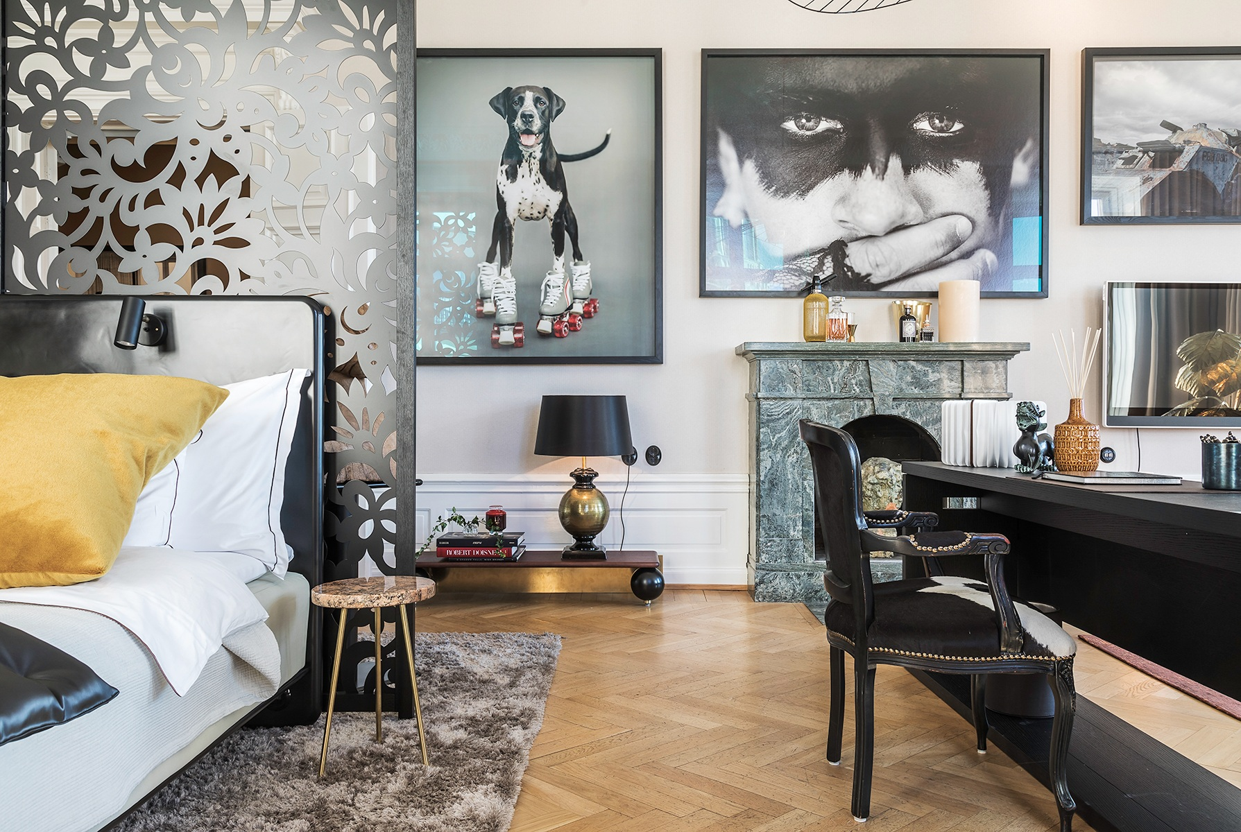 Lydmar Hotel / 2016