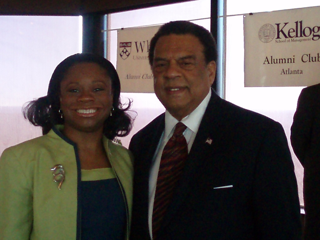Andrew Young, Former Congressman