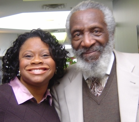 Dick Gregory of Global Watch, Civil Rights Activist, and Internationally Known Comedian