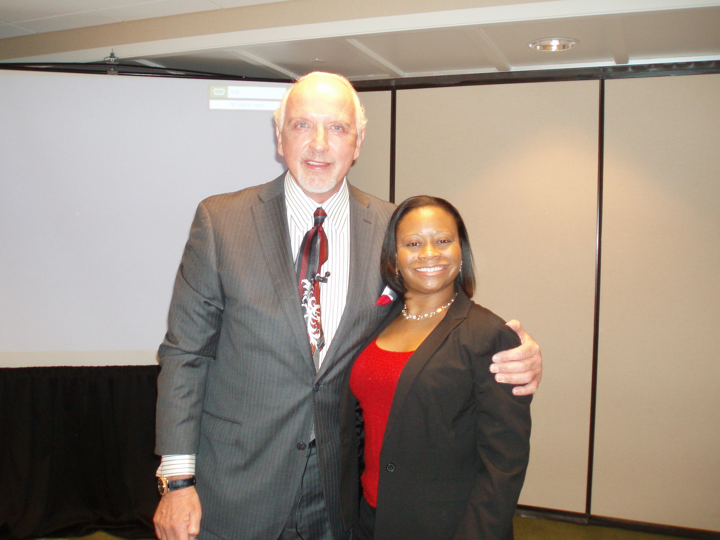 Mark Victor Hansen, co-author of the Chicken Soup for the Soul, Motivational Speaker, Trainer, and Author