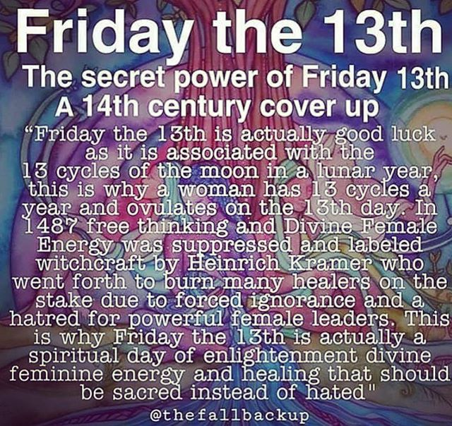 My first thought this morning was doom and gloom about it being #fridaythe13th but this has cheered me right up! #bestfootforward #devinefeminine #devine #reikihealing #reikiuk #energyhealing #feminineenergy