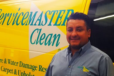 Mauro Martinez - Construction ManagerEmployee since 2009.