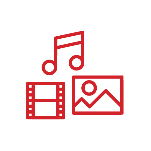 Set up for success - Multimedia doesn't have to mean multiple media players. StoryMate's player can handle any input, whether it's video, MP3 or images, and will automatically represent more than one media item by utilizing gallery format.
