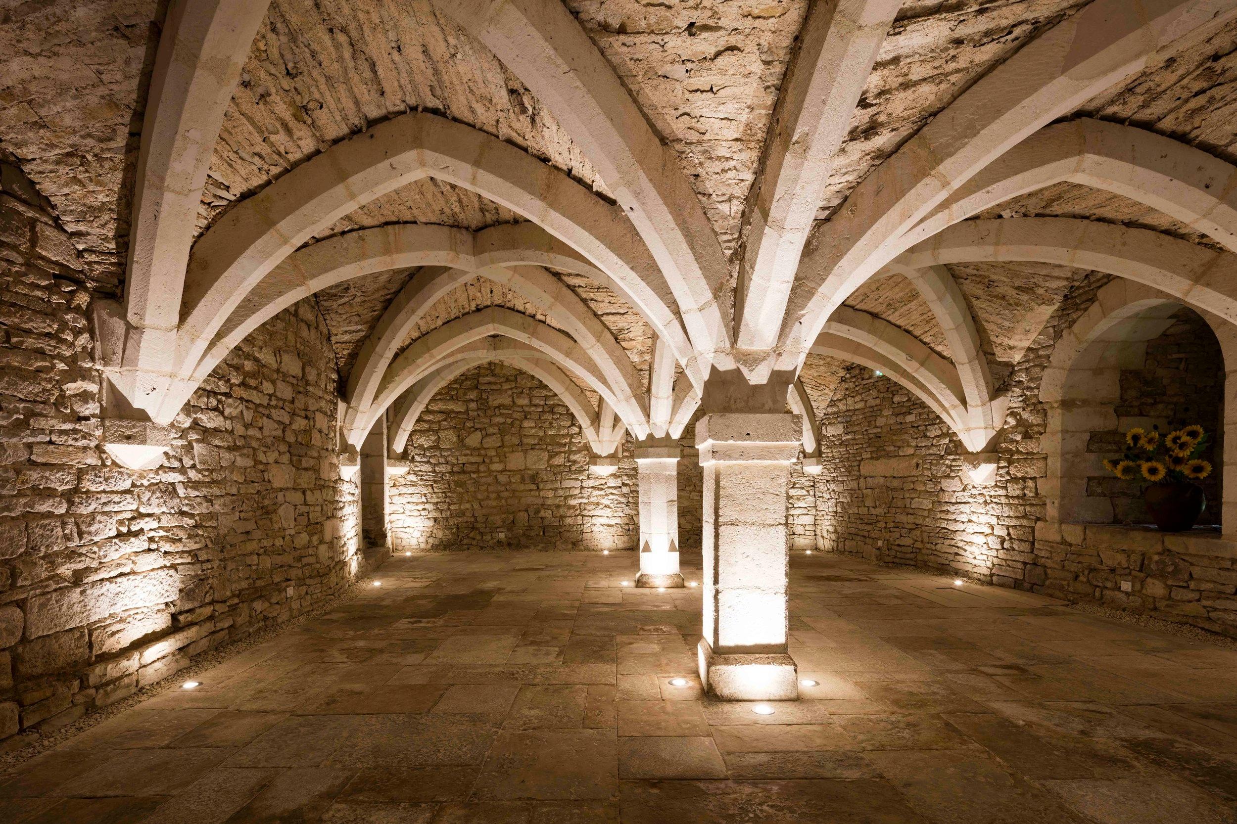 Cellier Château de Taisne