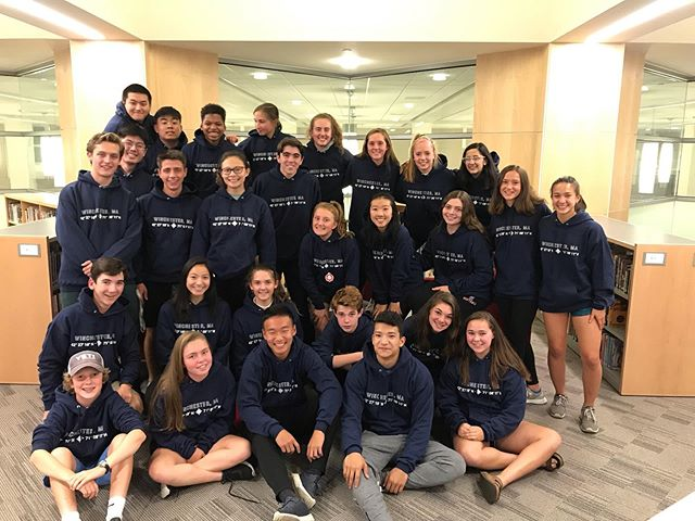 watch out for Student Council... and our new sweatshirts at Open House tomorrow night!! 🥳👀