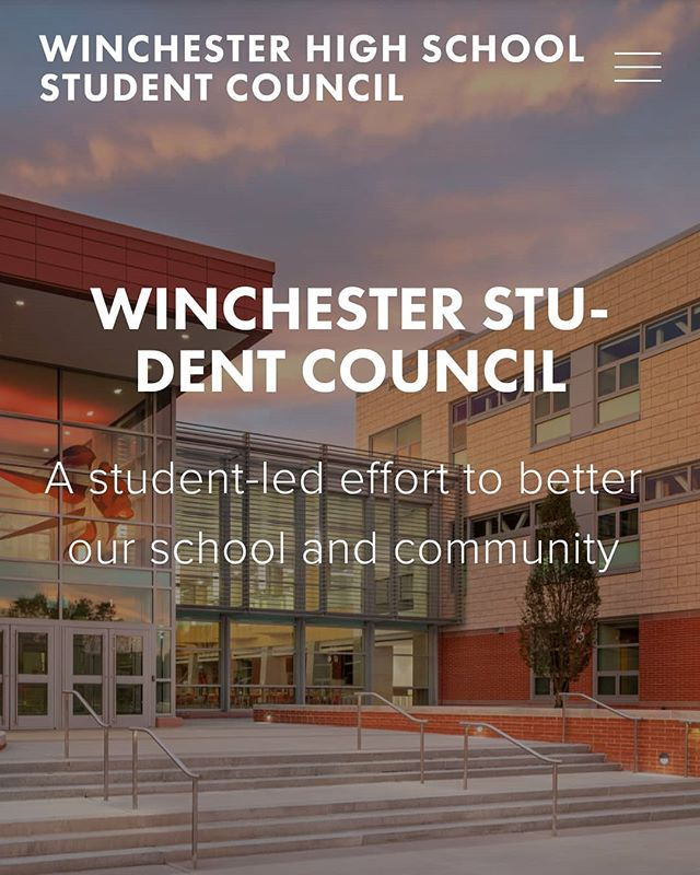Don't forget!! if you have ideas that you think would benefit the WHS student body, you can send us a message through our website and we'll take a look! The link is in our bio!
