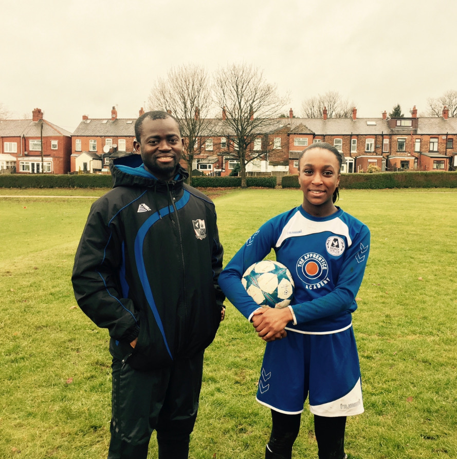 Seedy Nyrie  - Sports and Community  Seedy is Manager of Ardwick FC and provides community outreach expertise to YP Potential. Seedy is passionate about the power of sport in building communities.