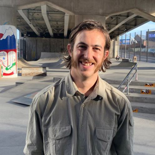 Rick  - Skateboard Coach  Rick is an Aussie who moved to Manchester a few years ago. Ricky heads up the school programmes for Projekt Skatepark and is responsible for delivering our skate programme.